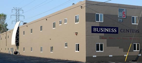 CBC5 Building