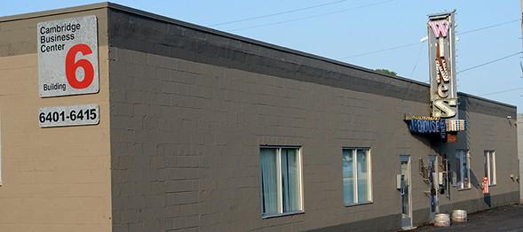 CBC6 Building